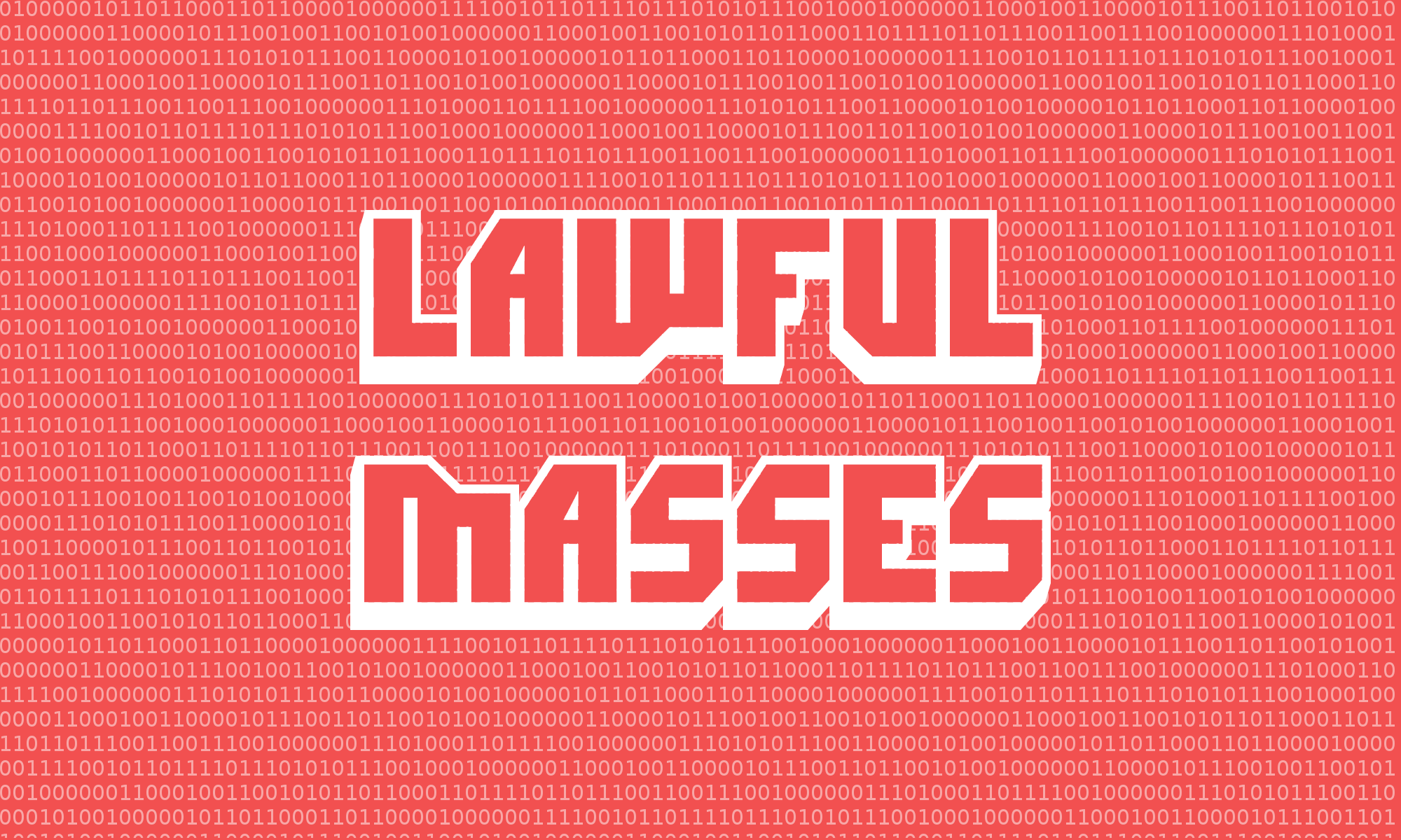 Lawful Masses